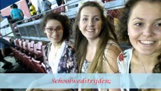 Een jaar High School in Amerika in vier minuten