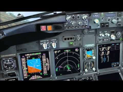 FSX PMDG 737 NGX Full Tutorial Part 2