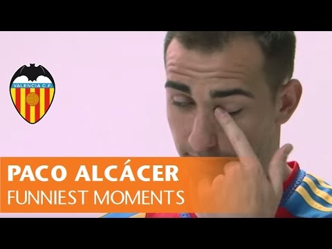 CUMPLEAÑOS PACO ALCÁCER/ ENJOY THE FUNNIEST MOMENTS FOR PACO ALCÁCER ON HIS 22ND BIRTHDAY