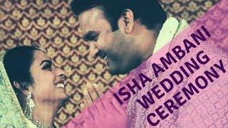 Isha Ambani Wedding ceremony key moments | Amitabh Bachchan speech at Ambani Wedding