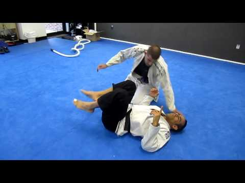 BJJ deep half guard to back technique Image 1