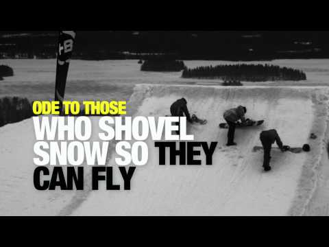 Battery - Ode to those - Snow Shovel (15sec)