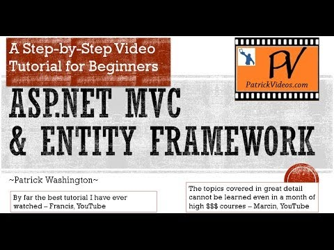 ASP.NET MVC Tutorial - Step by Step