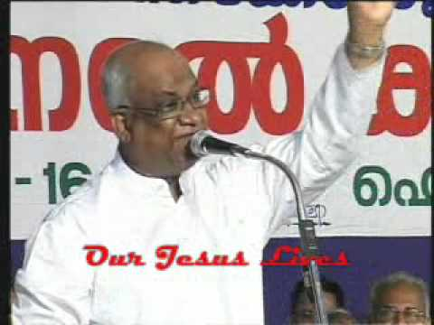 Kumbanad Convention 2011,Pr Philip P Thomas,2Kings 7 3 11 Part 2