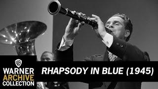 Rhapsody In Blue 1945 Rhapsody In Blue Debut