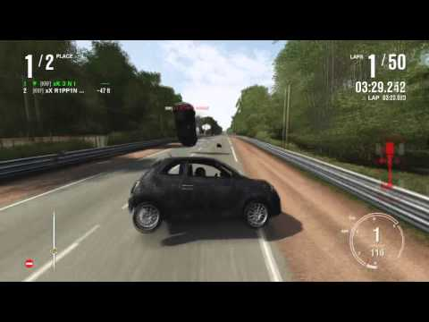 Watch Forza 4 Crash Physics/Messing around for no reason