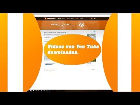 Quick Tipp. Videos in mp3 oder mp4 von You Tube downloaden.