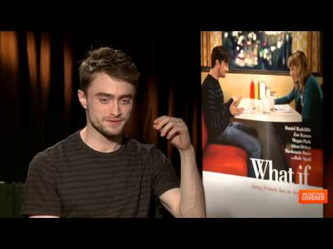 What If Interview With Daniel Radcliffe [HD]