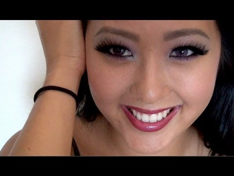 0 TUTORIAL: YSL Fall 2011 Midnight Garden
