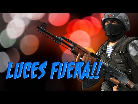 LUCES FUERA!!! - Trouble in Terrorist Town con Willy, sTaXx y Vegetta