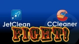 Descarga CCleaner - Portable y JetClean portable full ( windows 8.1 w7