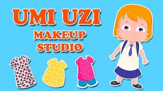 Make Up Studio | Kids Makeup Tutorial | Kids babies Games