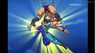 Kinniku Mantaro vs Bone Killer Full Fight
