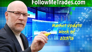 FMT Market Update  for the week of 8-29-16