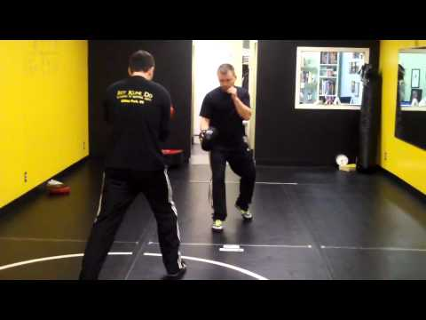 Jeet Kune Do Kicking Training Image 1