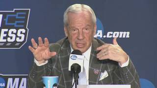 UNC Men's Basketball: Lipscomb Postgame Press Conference