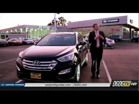 2013 Hyundai Santa Fe Sport In Depth Road Test | DGDG.com