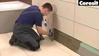 How to tile a bathroom