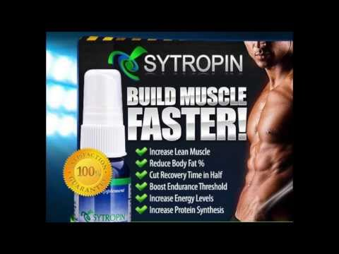 Sytropin Reviews: Want To Get Bigger Muscles Faster?