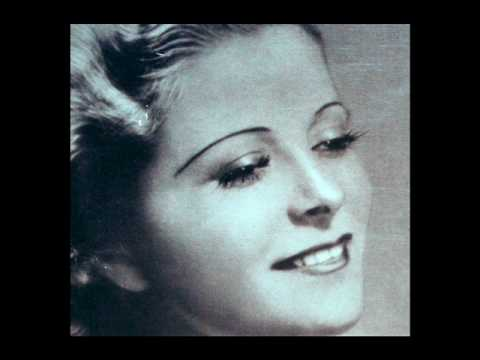 Puccini   Maria Cebotari, 1940s: Arias From Madame Butterfly video