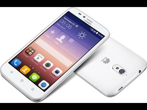 HUAWEI Ascend Y560 - AnTuTu Benchmark Review Test!