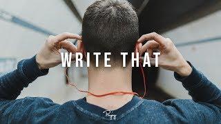 "Download Lagu ""Write That"" - Hard Angry Trap Beat   Free Rap Hip Hop Instrumental Music 2018   RNK #Instrumentals Gratis STAFABAND"