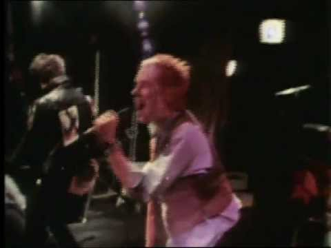 Sex Pistols - Anarchy In The Uk (virgin Promo) video