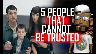 DO NOT TRUST THESE  PEOPLE. EVER!