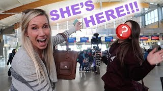 MEETING MY LONG LOST SISTER FOR THE FIRST TIME!!!
