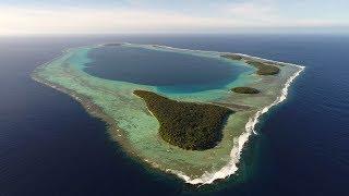 Veleiro Fraternidade na Micronesia Pohnpei