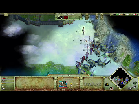 Let's Play Age of Mythology The Titans Mission 6 [German] - Auf dem Olymp