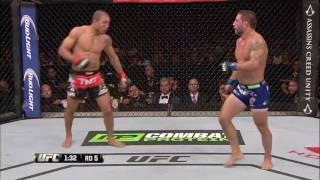 UFC 179: 5º round entre José Aldo e Chad Mendes