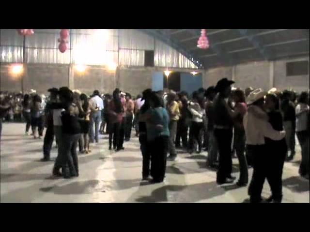 Baile XV en San Vicente Banderillas, 14 jul 2011 Monarcas del Valle