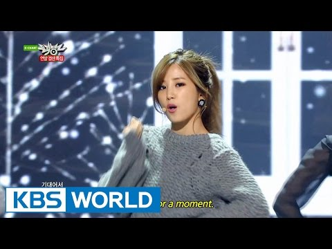 Apink (에이핑크) - Luv [Music Bank Year-end Chart Special / 2014.12.19]
