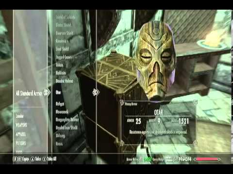skyrim, xbox: modded game save (dawnguard) [download in