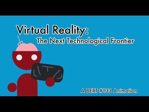 General Public Category Winner Virtual Reality Next Technological Frontier
