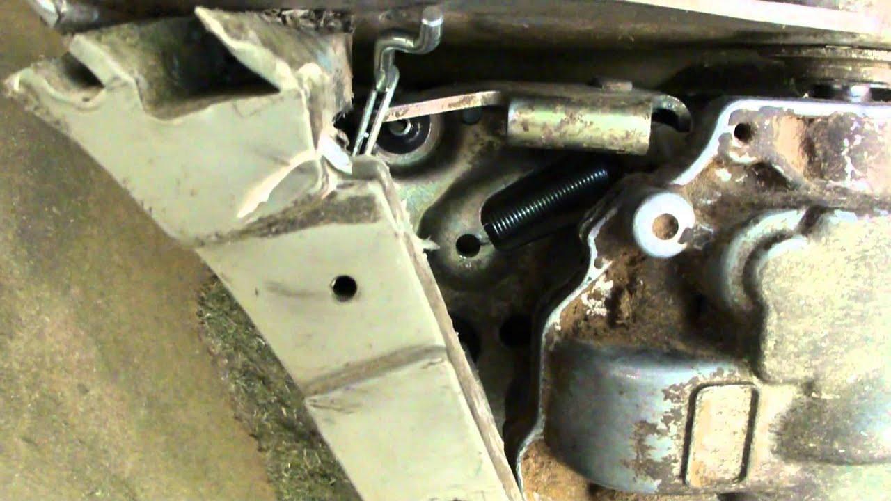 Honda Harmony 215 Sd Self Propel Fix Part 2