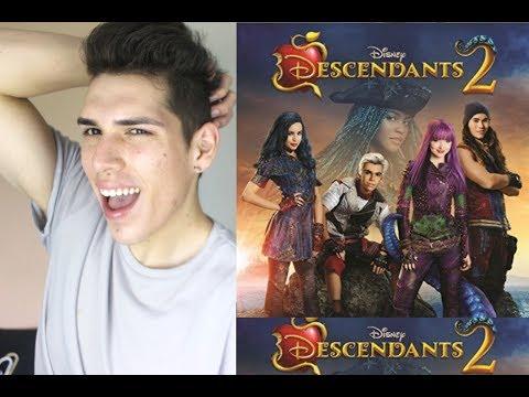 Descendants 2 (Original TV Movie Soundtrack) REACTION! MP3