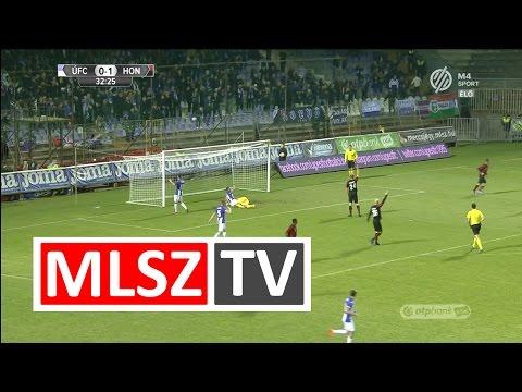 2017.03.11. | Újpest FC - Budapest Honvéd | 1-1 (0-0) - kattintson a lejátszáshoz!