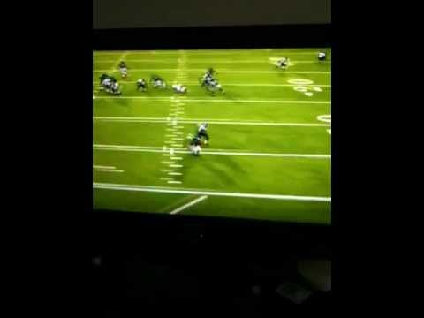 Practice mode in madden 2013 Philadelphia Eagles