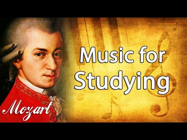 Mozart Classical Music for Studying, Concentration, Relaxation  Study Music  Piano Instrumental