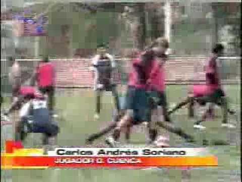 Perrone se reincorpora este jueves a D.Cuenca