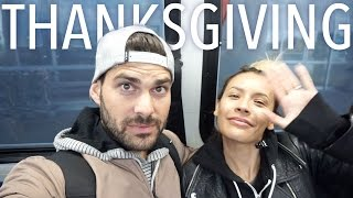 THANKSGIVING IN TEXAS 2015 | THE PERKINS