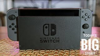 Today's BIG Story 5/25/17: Switch beating Wii sales by 10% in US!
