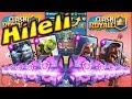 Örümcek Adam ve Örümcek Çocuk Hileli Clash Royale Oynuyor Çizgi Film Gibi