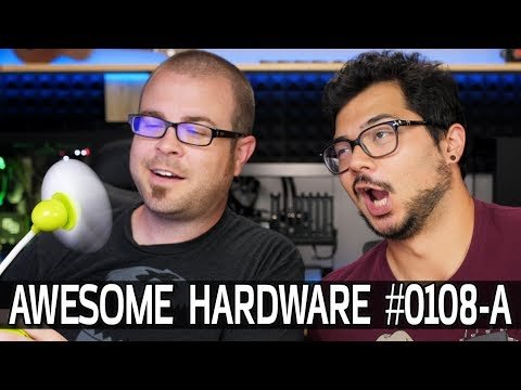 Awesome Hardware #0108-A: Threadripper 1950X Benchmarks, PCIe 4.0, Skylake X Launch Dates