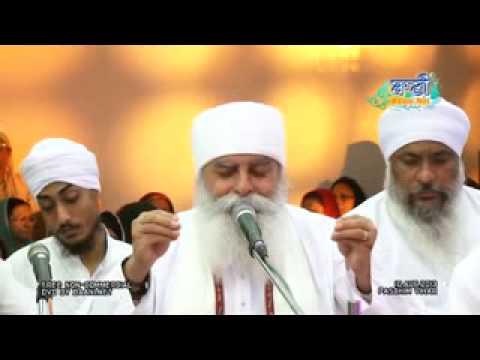 Bhai Chamanjeet Singh ji  lal  10AUG2013 RAINSABAI