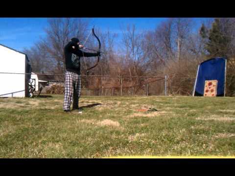 PVC Bow Test continued 2: Reflex/Deflex