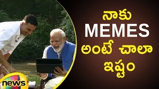 PM Modi Says That He Enjoy Memes Social Media | Modi Interview With Akshay Kumar | Mango News