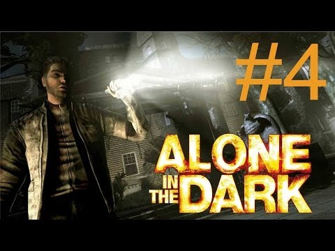 LA TIPA SEXY ME QUIERE MATAR | Alone In The Dark | Parte 4